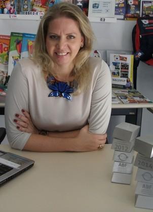 Sylvia Barros da franqueadora The Kids Club
